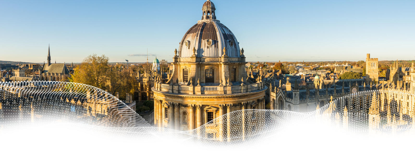 radcliffe camera in Oxford. Photocredit: Shutterstock